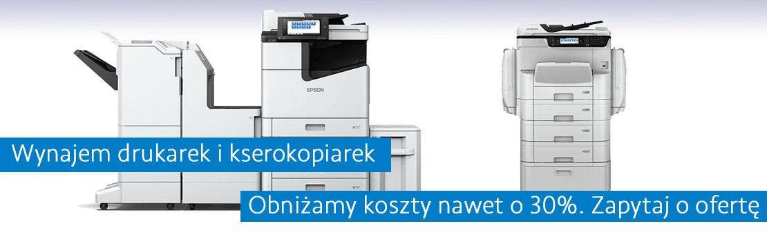 Wynajem drukarek i kserokopiarek