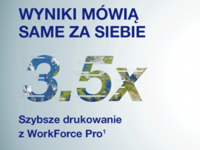 EPSON: DRUKARKI WORKFORCE PRO DLA FIRM